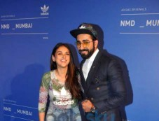Aditi Rao Hydari At Launch Of Adidas Original NMD Collection Photos