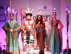 Designer Anupamma Dayal Collection At AIFW 2016 Photos
