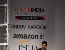 Designer Dhruv Kapoor Collection At AIFW 2016 Photos