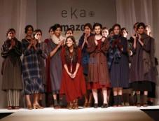 Designer EKA Collection At AIFW 2016 Photos