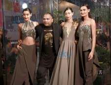 Designer Gaurav Gupta Collection At AIFW 2016 Photos