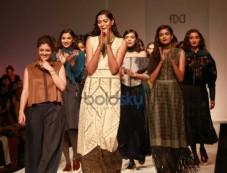 Designer Pallavi Mohan Not So Serious Collection At AIFW 2016 Photos