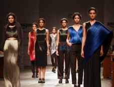 Designer Rimzim Dadu Collection At AIFW 2016 Photos