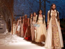 Designer Samant Chauhan Collection At AIFW 2016 Photos