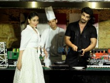 Kareena Kapoor Khan And Arjun Kapoor Grace The Special Lunch To Promote 'Ki & Ka' Photos