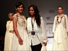Mine Of Design By Sahai Ambar Pariddi At AIFW 2016 Photos