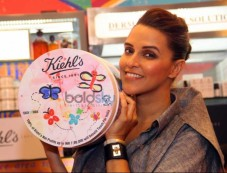 Neha Dhupia Limited Edition Initiative With Teach For India Photos