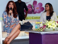 Twinkle Khanna At Spring Fever 2016 Photos