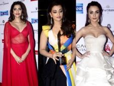 Aishwarya, Sonam, Isha Ambani Shine At Hello Hall Of Fame Awards Photos