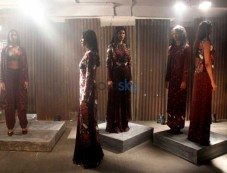 Designer Anand Kabra Show At LFW Day 1 Photos