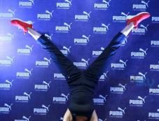 Jacqueline Fernandez At Launch Of PUMA's Biggest Flagship Store Photos