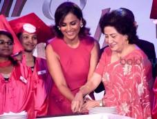 Lara Dutta At Fair And Lovely Foundation Event Photos