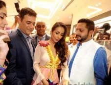 Malaika Arora Khan At Launch Of Amante Store Photos