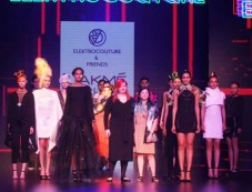 Show Design By Elektrocouture And Friends At LFW Day 1 Photos