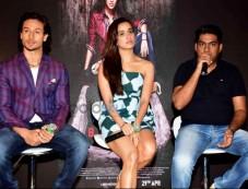 Tiger Shroff And Shraddha Kapoor At Baaghi Song Launch Photos