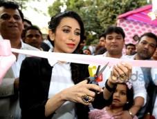 Karisma Kapoor Inaugurated Western Basics Kids Wear Store Photos