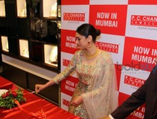 Aditi Rao Hydari Inaugarate P C Chandra Jewellers Photos
