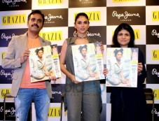 Aditi Rao Launches Grazia Magazine June Issue Photos
