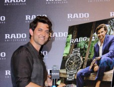 Hrithik Roshan Unveils Rado Brown High Tech Ceramic Collection Photos