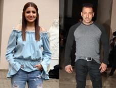 Salman Khan And Anushka Sharma Promote Film Sultan Photos