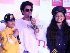 Shah Rukh Khan At Launch Of KidZania Photos