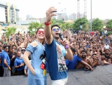 Yami Gautam And Pulkit Samrat At Promotional Event Photos