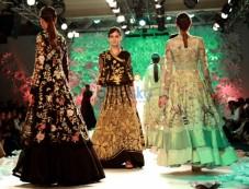 Designer Rahul Mishra Collection at ICW 2016 Photos