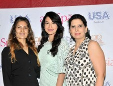 Gauhar Khan Unveils Asia Spa India Magazine July Cover Issue Photos