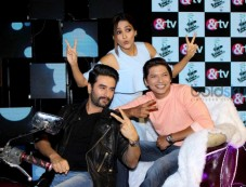 Launch Of TV Channel The Voice India Kids Show Photos
