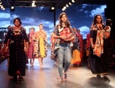 KA SHA Show At LFW 2016 Photos