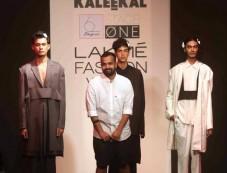 Kaleekal Show At Lakme Fashion Week 2016 Photos