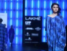 Kalol Dutta Show At Lakme Fashion Week 2016 Photos