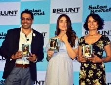 Kareena Kapoor Khan Unveils The New B'Blunt Range Photos
