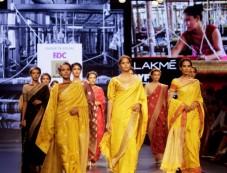 Naturally Anuradha Show At Lakme Fashion Week 2016 Photos