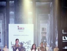Paridhi Jaipuria Show At Lakme Fashion Week 2016 Photos