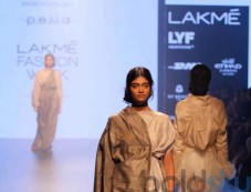 Pella Show At Lakme Fashion Week 2016 Photos