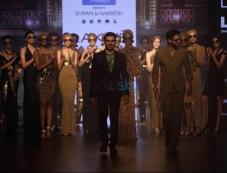 Shivan And Naresh Show At Lakme Fashion Week Winter Festive 2016 Photos