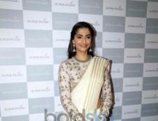 Sonam Kapoor, Swara Bhaskar, Tisca Chopra & Others At Anavila Misra's Store Launch Photos