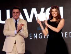 Sushmita Sen Launches Huawei P9 Photos