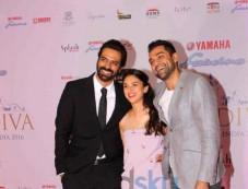 Arjun Rampal, Aditi Rao Hydari & Parineeti Chopra Grace Miss Diva Finale Photos