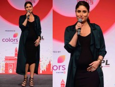Kareena Kapoor Adds One More Gorgeous Look To Her Maternity Wardrobe Photos