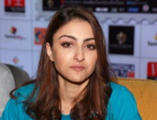 Soha Ali Khan At A Press Meet To Promote Her Film 31 October Photos