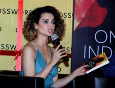 Chetan Bhagats Novel One Indian Girl Unveiled By Kangana Ranaut Photos
