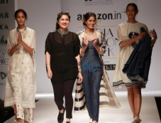 Designer IKAI Collection At AIFW Spring Summer 2017 Photos