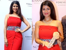 Nimrat Kaur Launches Forevermark Diamonds Festive Collection Photos