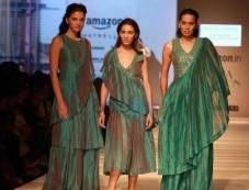 Opening Show The Road To Chanderi At AIFW 2016 Photos