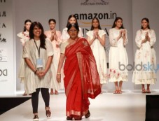 Prama By Pratima Pandey Show At AIFW 2016 Photos