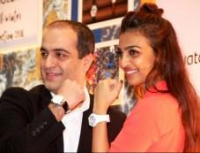 Radhika Apte Launches The New SWATCH Store In Mumbai Photos