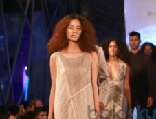 Rohit Gandhi And Rahul Khanna Collection At AIFW Spring Summer 2017 Photos