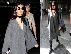 Sonam Kapoor's Latest Airport Look Photos